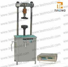 Pavement material strength tester