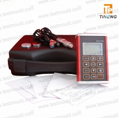 Portable coating thickness gauge
