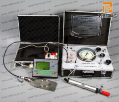 Flat Dilatometer Test  Apparatus (DMT)