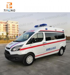 Highly contagious patients transport ambulance